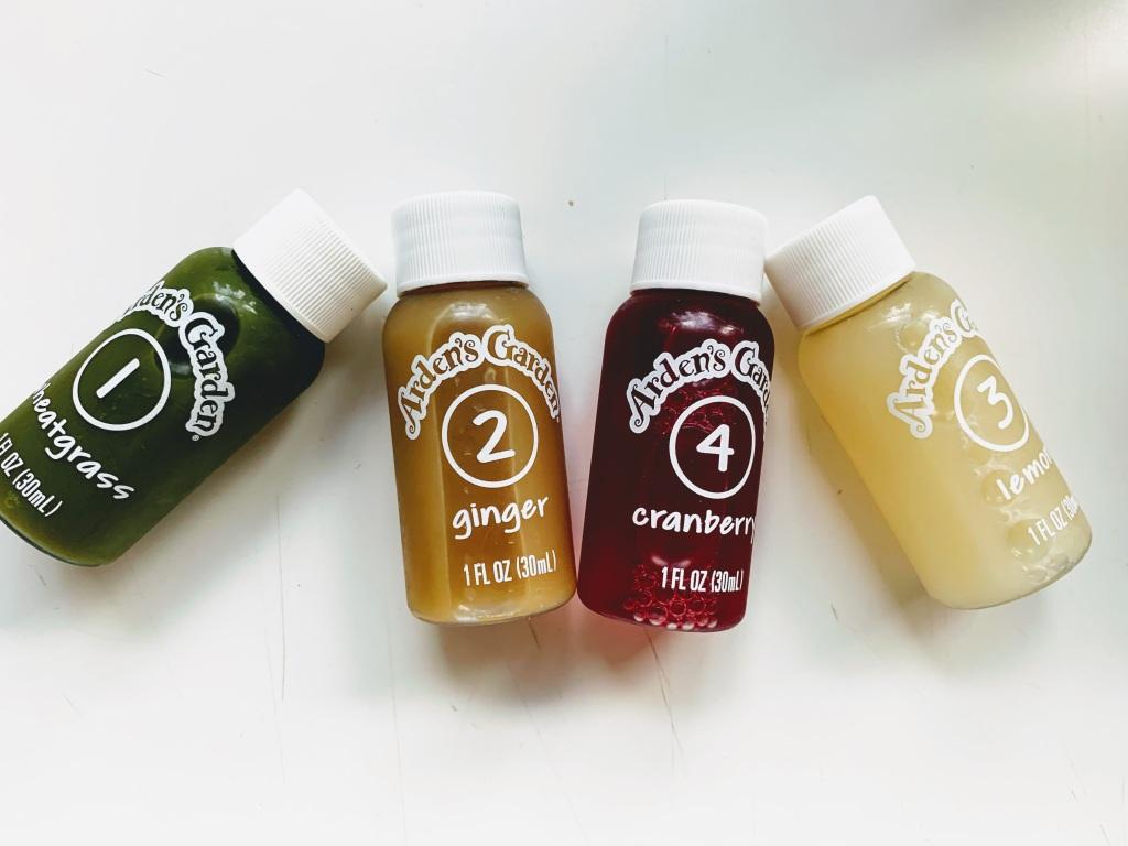 Juice shooters